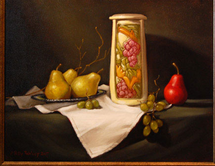 Polly Podolsky Still Life Oil Paintings Of Beautiful Scenery
